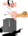 제빵 요리사