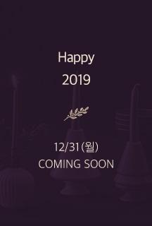 Happy 2019 Comming Soon